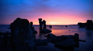 sunset-gamlehamn-by_Erik-Englund
